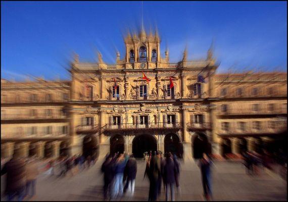 2 Plaza Mayor de Salamanca (foto de José Amador Martín)