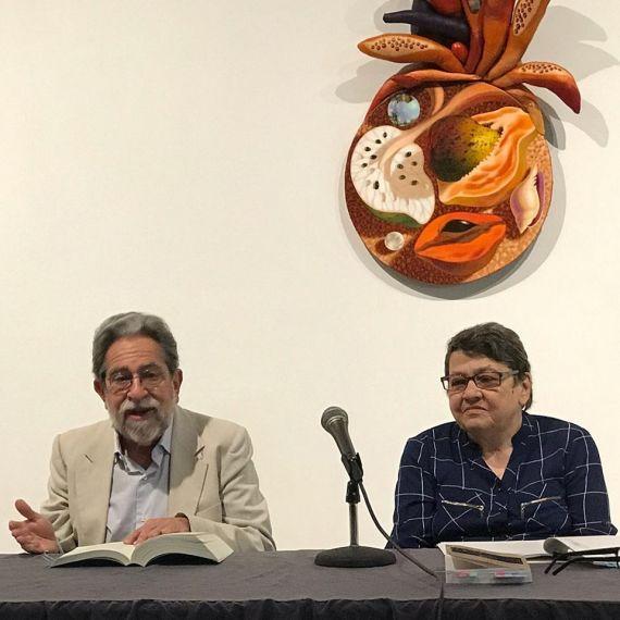 1 Emilio de Armas y Lilliam Moro