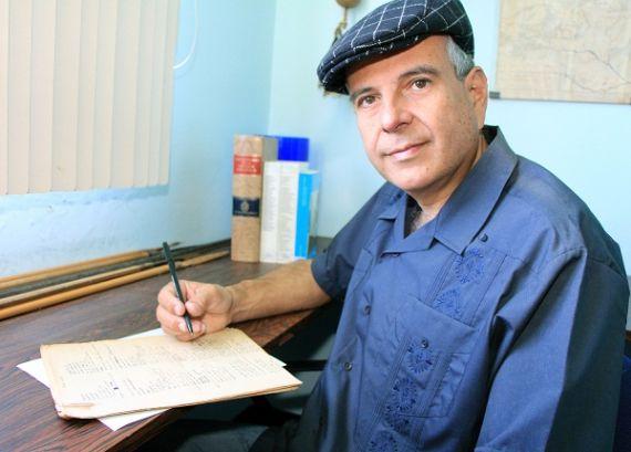 1 el poeta y escritor Horacio Biord Castillo