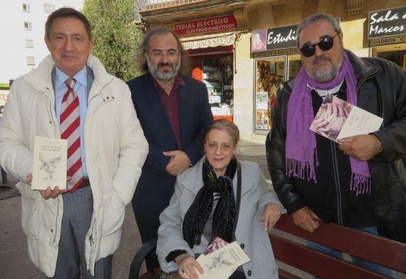 2 Fonseca, Alencart, Aganzo y Ruiz Barrionuevo (foto de jacqueline Alencar)
