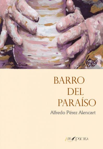 2 Portada de Barro del Paraíso, con pintura de Miguel Elías