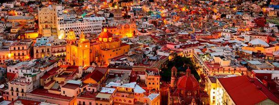 2 Vista de Guanajuato