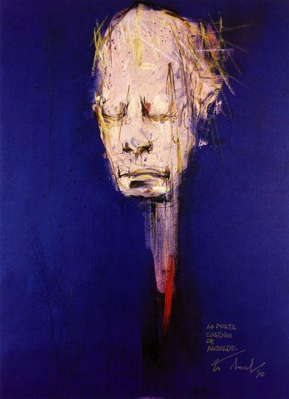 3 Eugénio de Andrade, por Artur Bual 1990