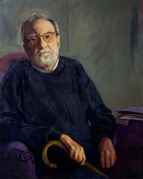 3 Retrato de Antonio Pereira, obra de José Carralero