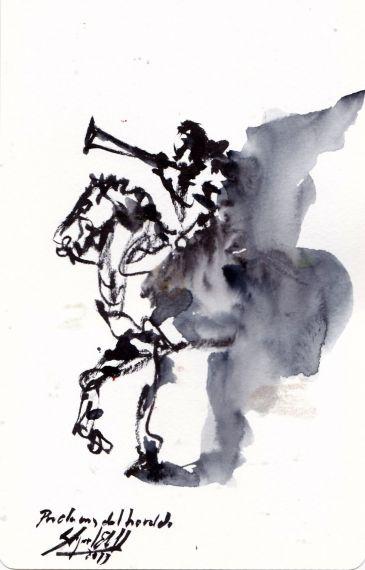 4 Proclama del heraldo, de Miguel Elías
