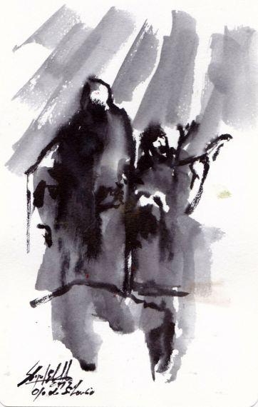 4 Una de las pinturas de Miguel Elías