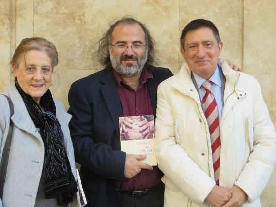 5 Carmen Ruiz Barrionuevo, Alfredo Pérez Alencart y Jesús Fonseca (foto de J. A.)