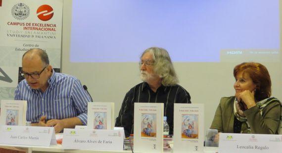 6 Juan Carlos Martín, Álvaro Alves de Faria y Leocádia Regalo (foto de J. Alencar)