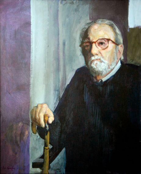 6 Otro retrato de Antonio Pereira, de José Carralero