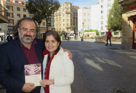 8 Alfredo Pérez Alencart y Jacqueline Alencar (foto de Carlos Aganzo)