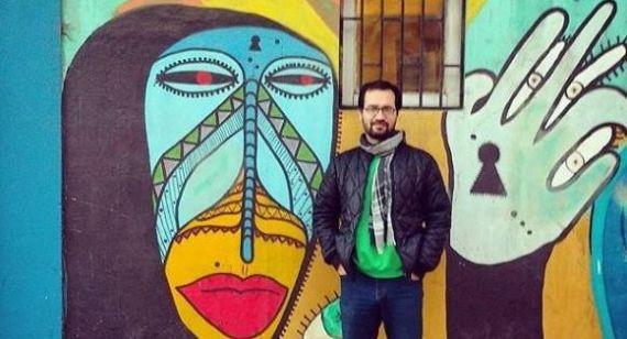 1 El poeta Luis Cruz-Villalobos