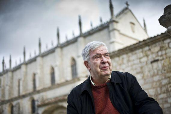 11 El poeta burgalés Tino Barriuso (foto Diarioo de Burgos)