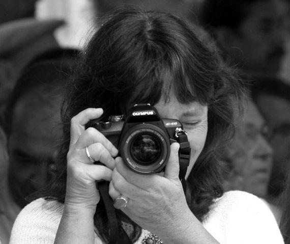 4 la fotografía, otra de las pasiones de Marina Aoiz