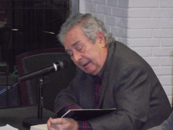 6 El poeta y ensayista Manuel Quiroga Clérigo