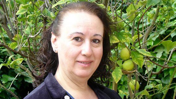 8 La profesora María Payeras Grau