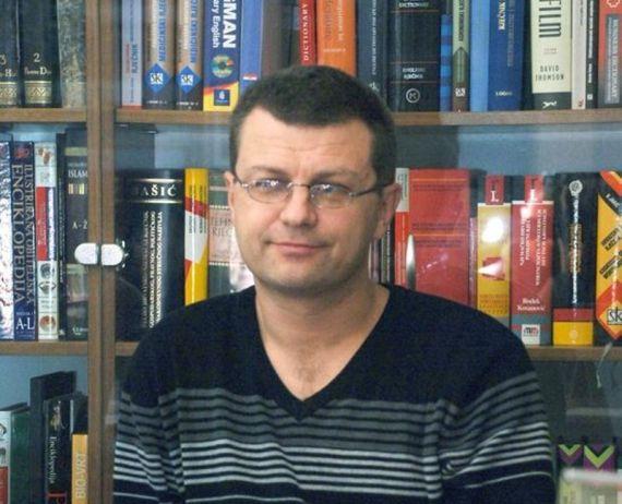 1 El poeta Davor Šalat