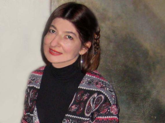 1 La poeta croata Lana Derkač