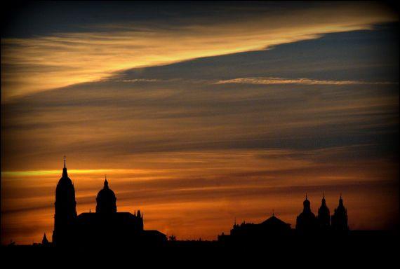 2 Perfil de Salamanca. Foto de José Amador Martín