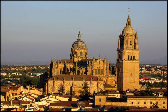 2 Vista de Salamanca (foto de José Amador Martín)