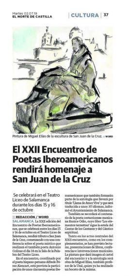 31 XXII Encuentro de poetas (El Norte de Castilla)