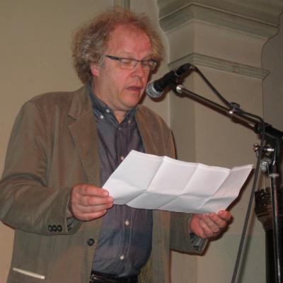4 El poeta y traductor Helge Krarup