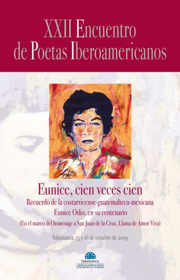 Cartel XXII encuentro (Eunice, cien veces cien)