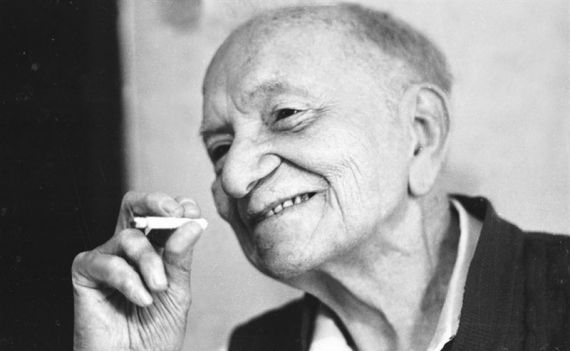 1 El poeta brasileño Mario Quintana