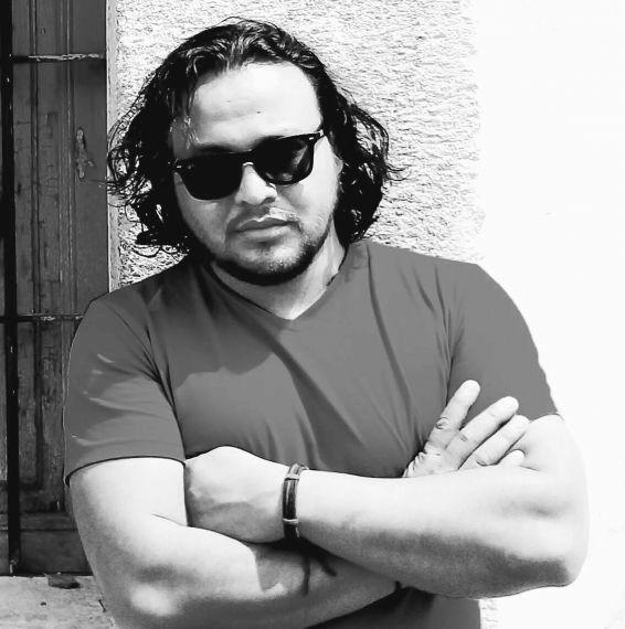 1 El salvadoreño Luis Borja