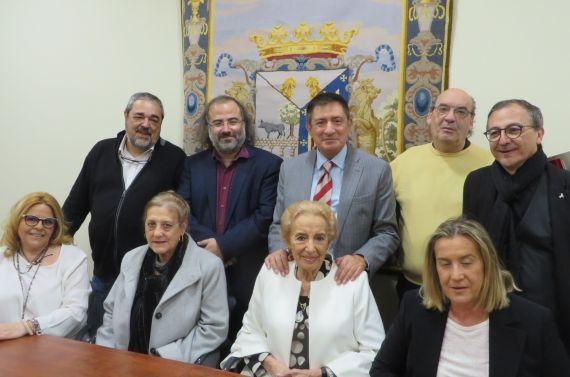 1A Miembros del jurado del VI Premio Internacional de Poesía Pilar Fernández Labrador (foto de Jacqueline Alencar)